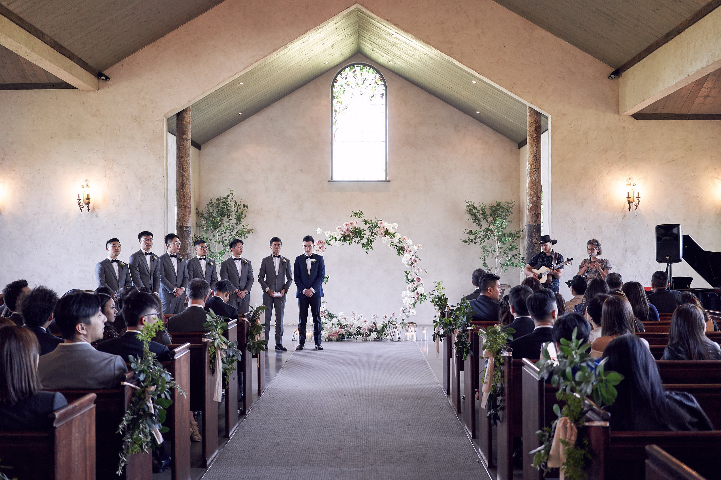 Stones Of The Yarra Valley Wedding Chinese Tea Ceremony by Lost In Love Photography