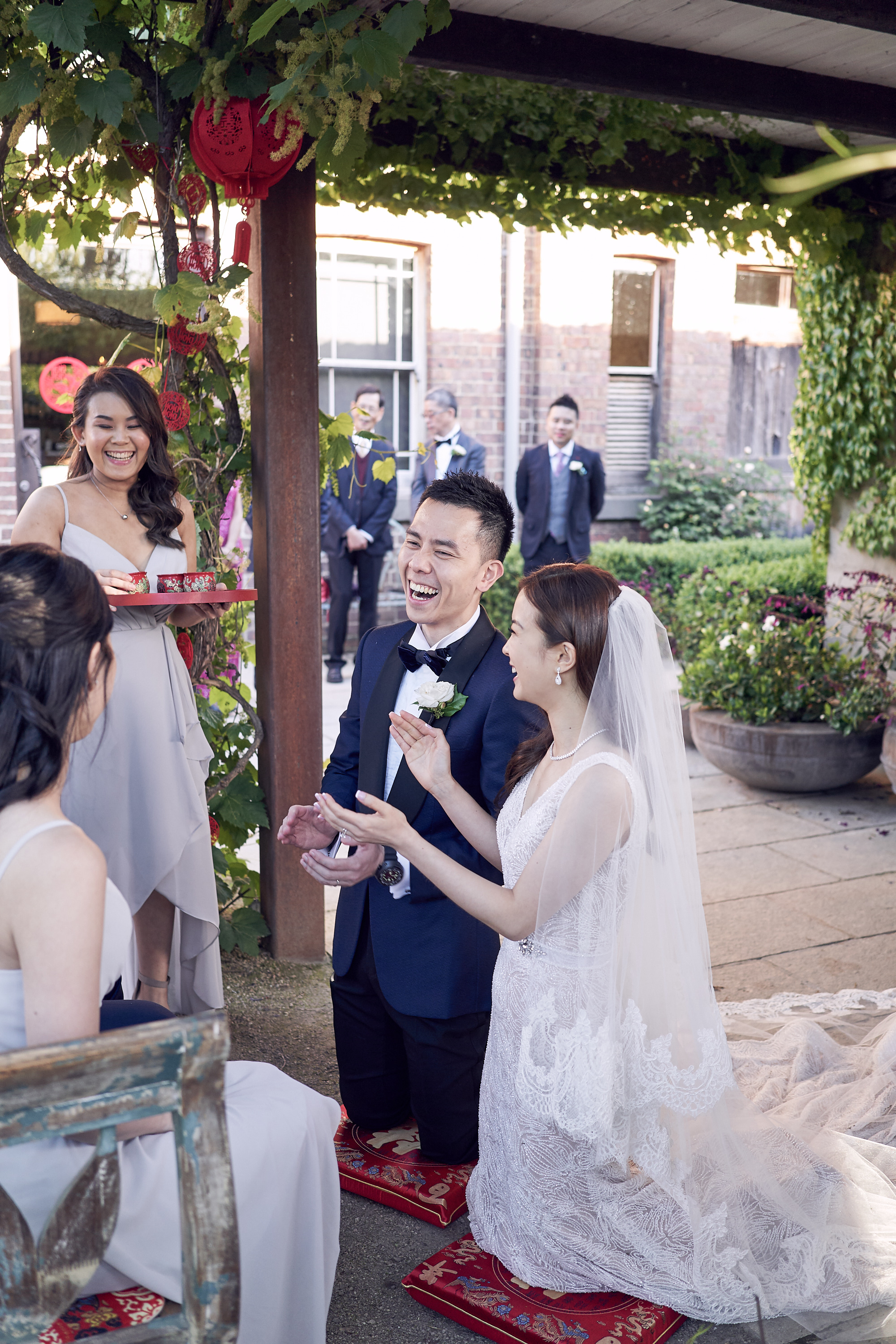 stones of the yarra valley Chinese Tea Ceremony by Lost In Love Photography