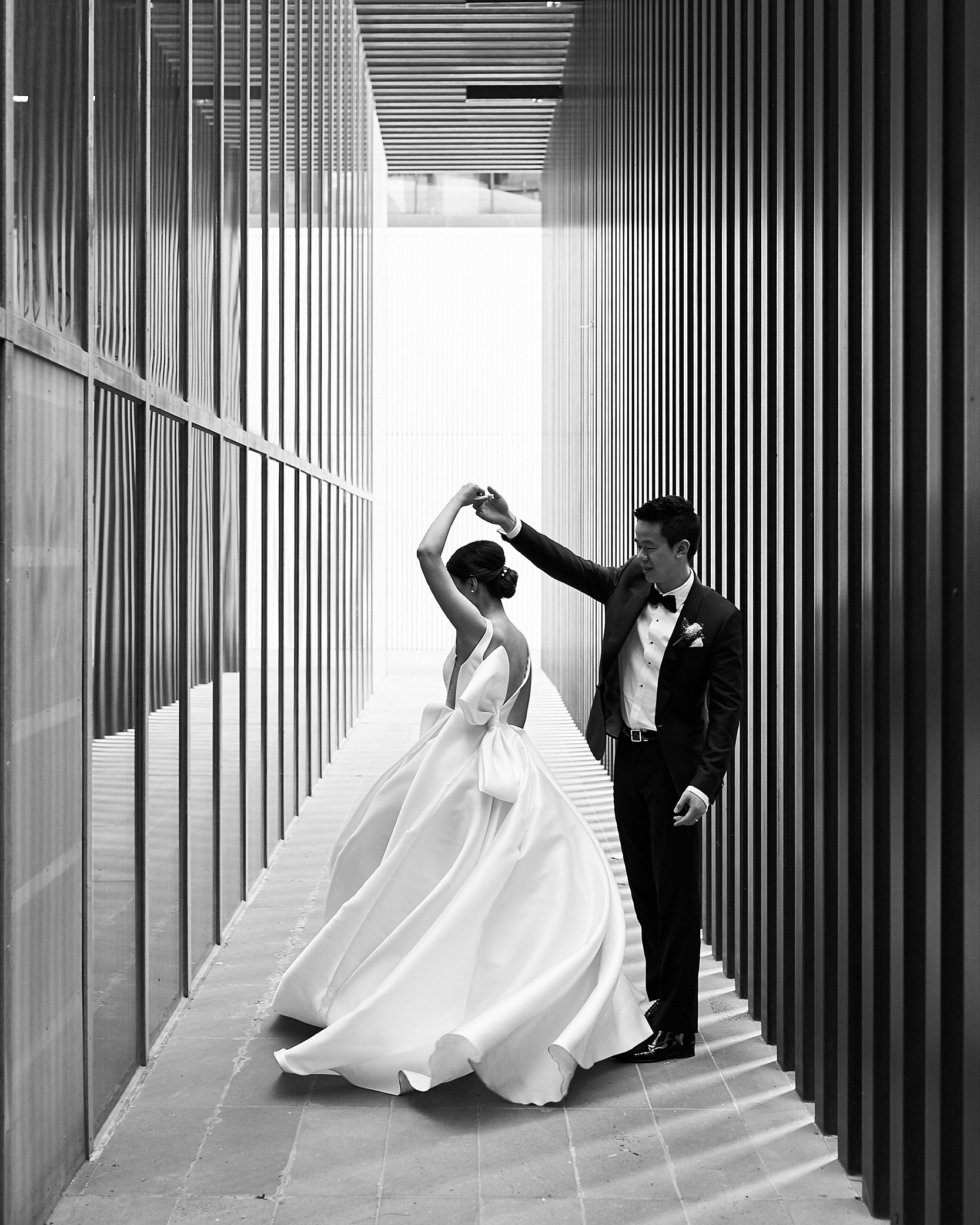 Classic Melbourne City Wedding Vietnamese by lost in love photography