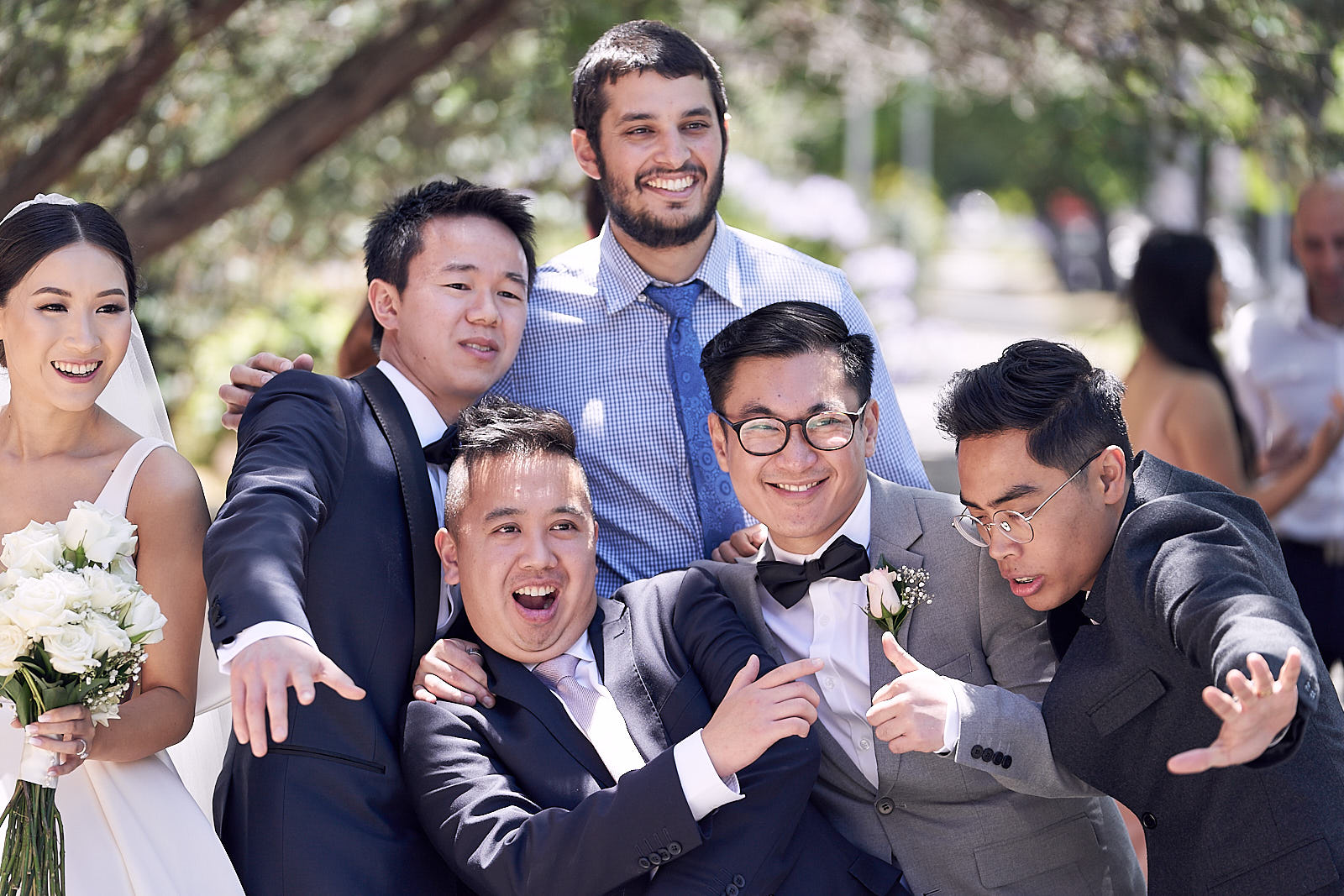 vietnamese wedding melbourne city by lost in love photography