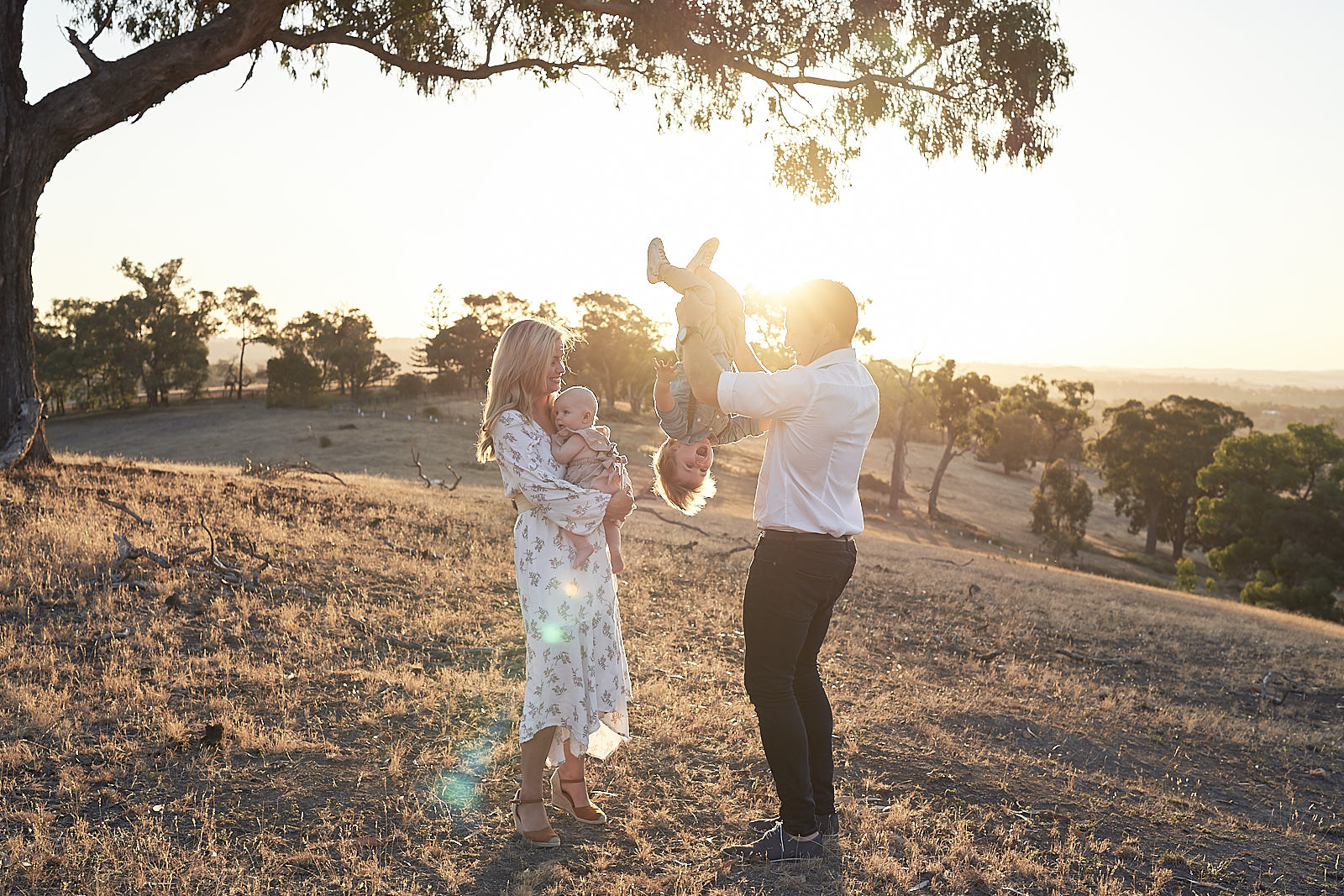 country family portrait Yarra Valley by Lost In Love Photography