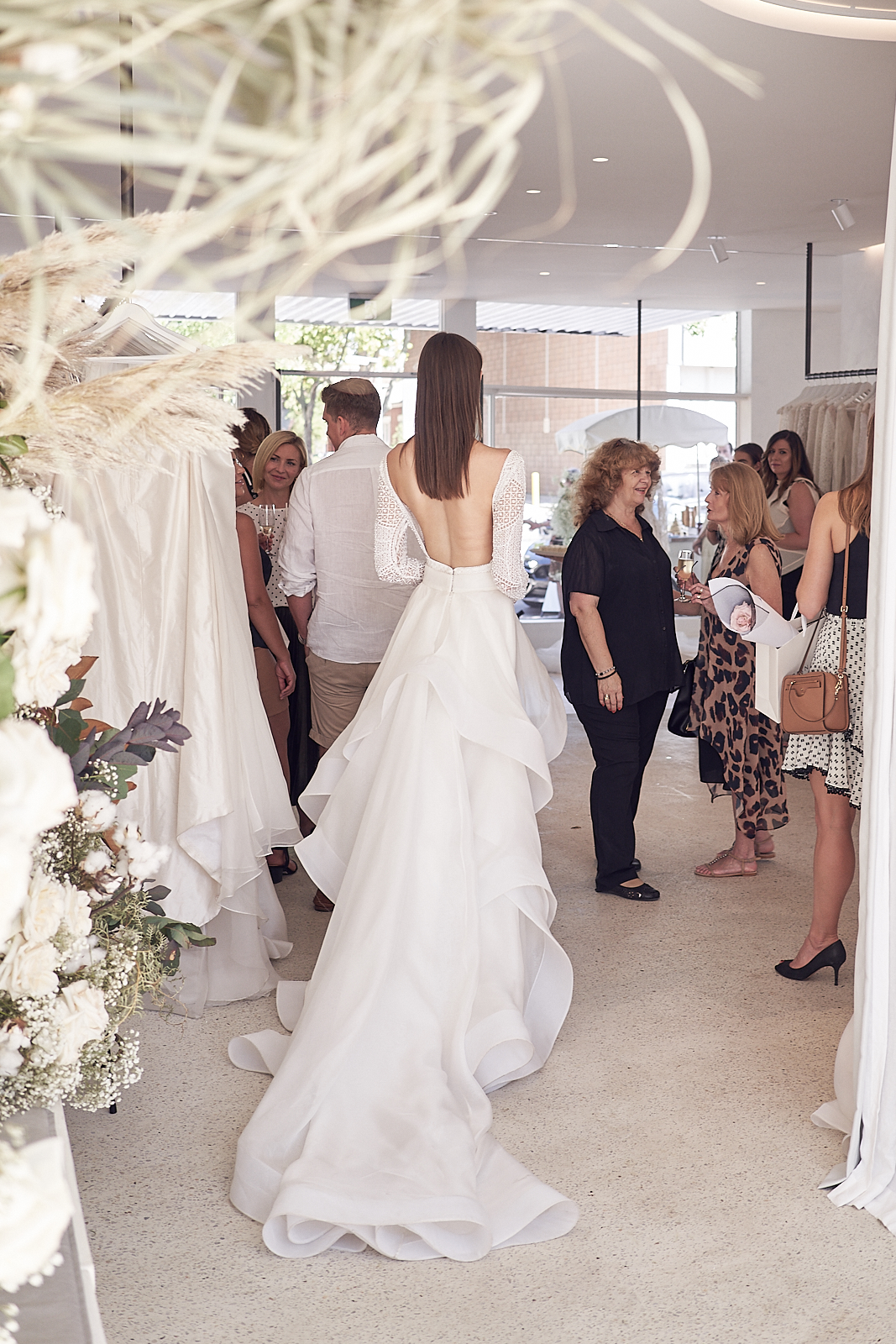 Mariana Hardwick Store launch by lost in love photography