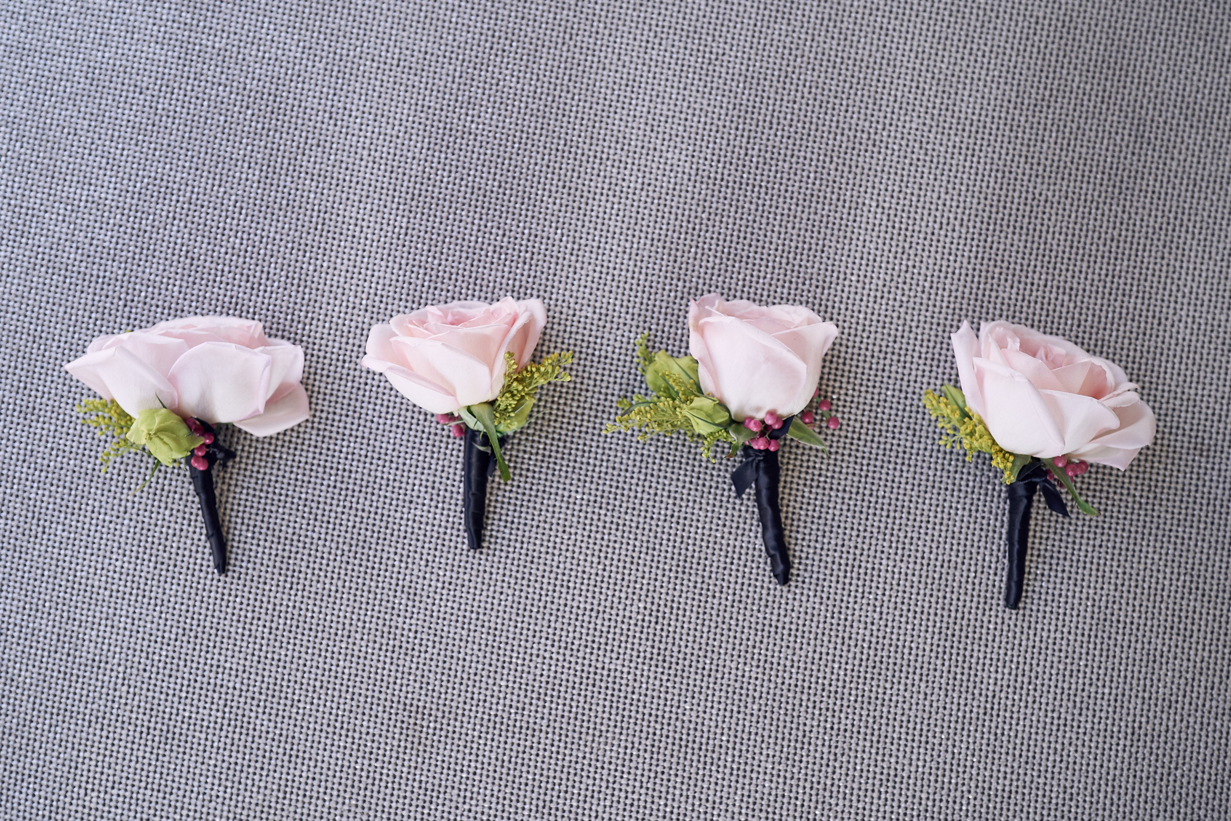 Melbourne Botanical garden wedding. boutonnière. Lost In Love Photography
