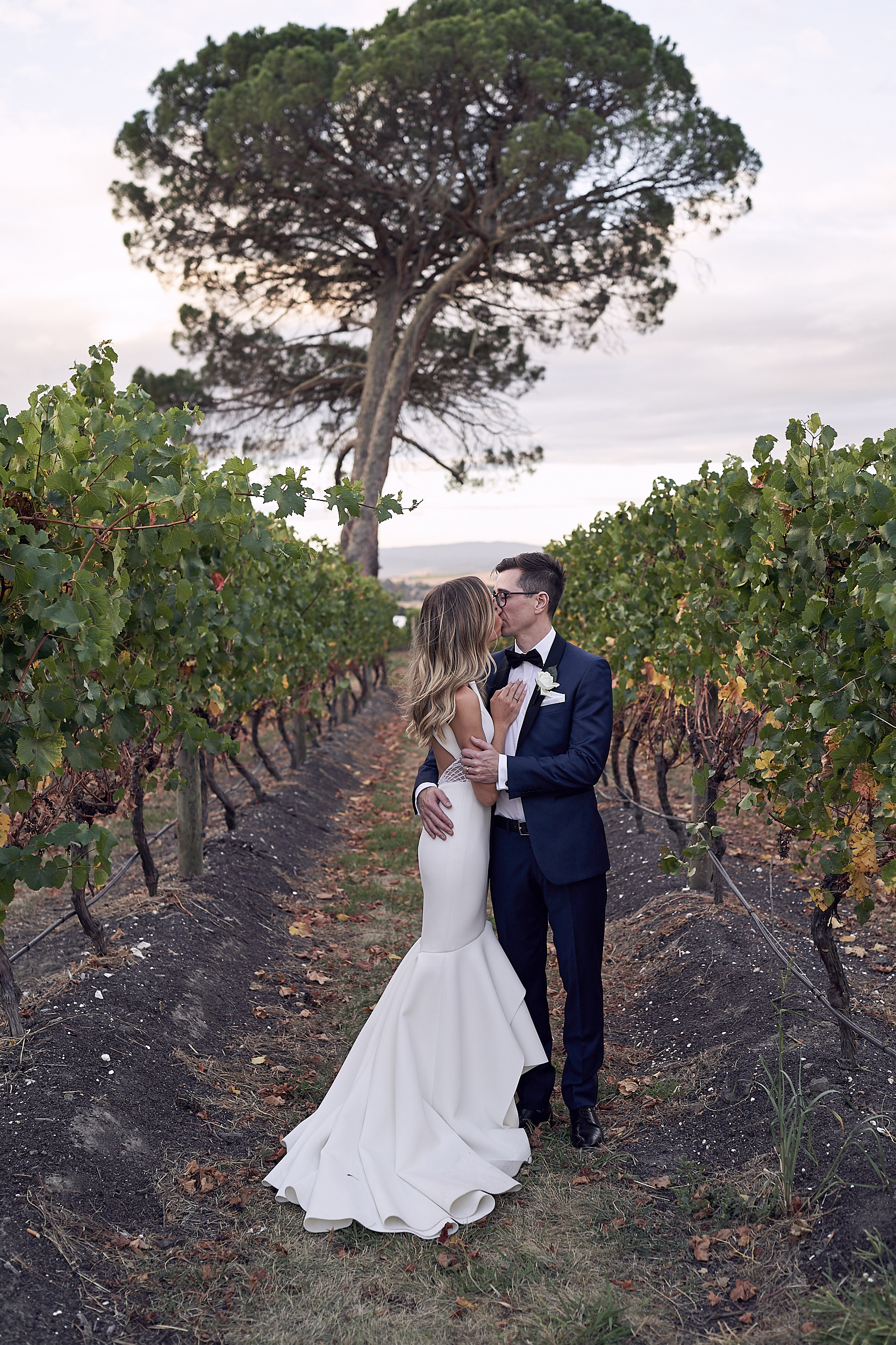 Stunning wedding photo Stones Of The Yarra Valley by Lost In Love