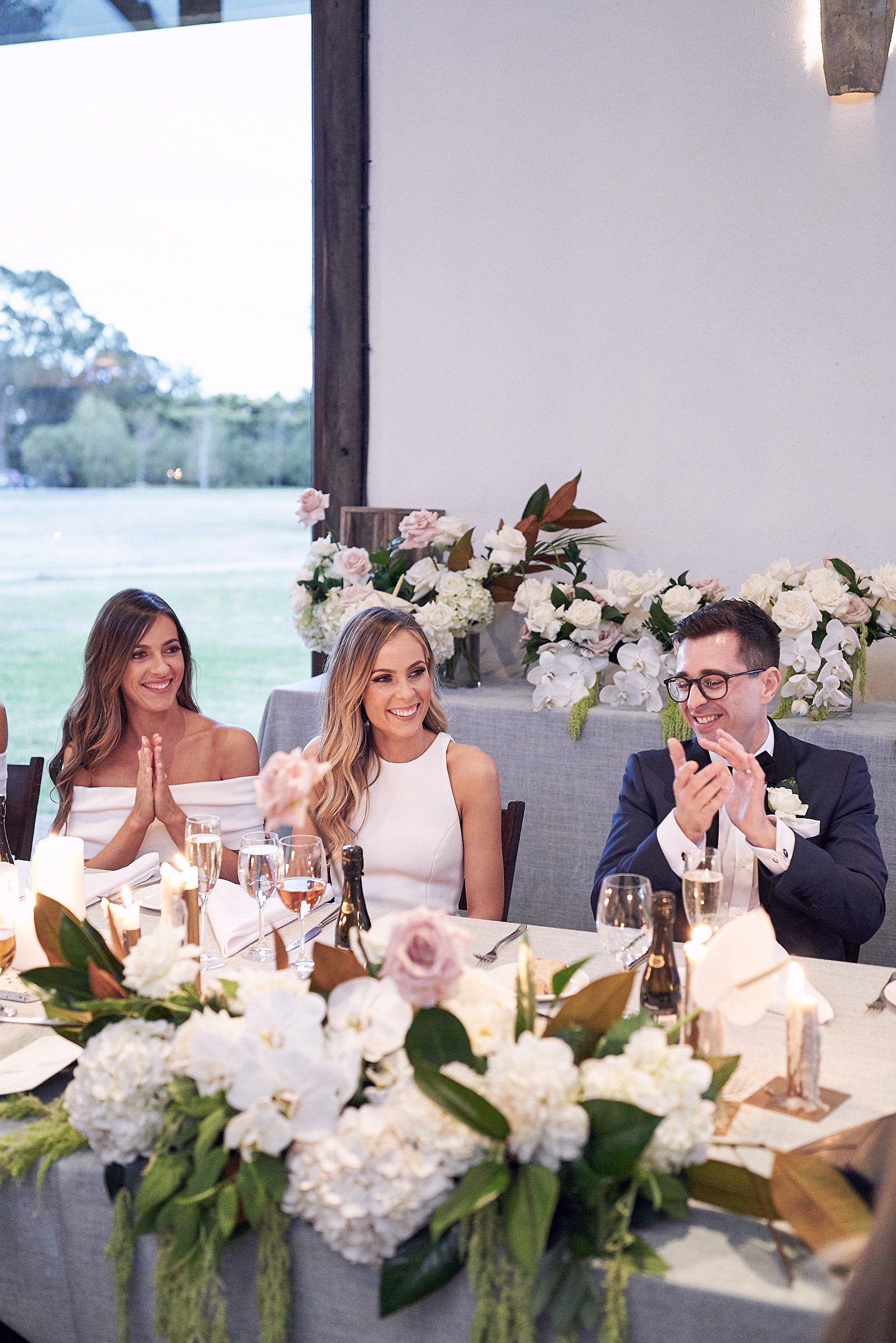 Stones Of The Yarra Valley Wedding Reception by Lost In Love Photography