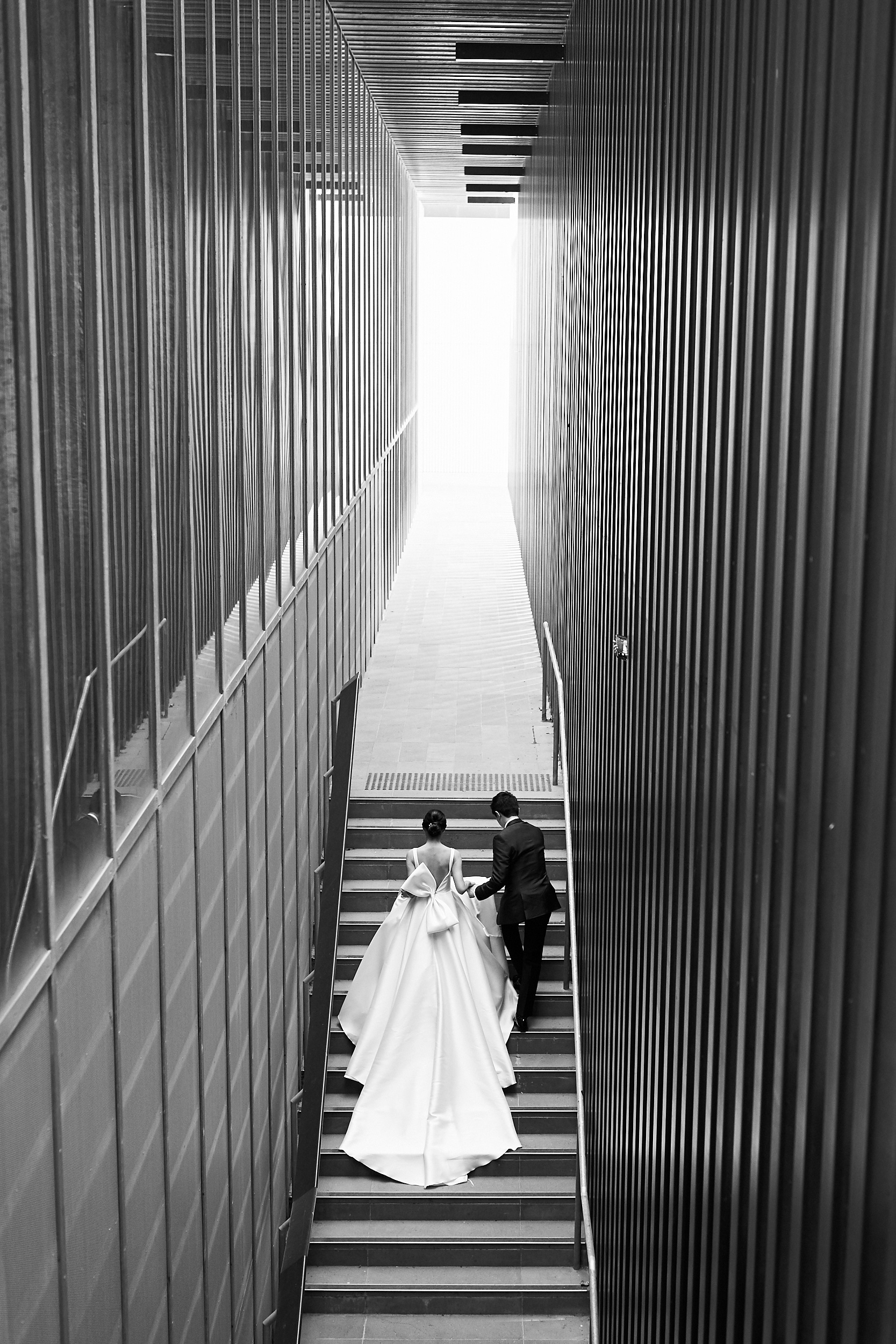 Simples Wedding Dress by Jason Grech. Wedding Photo by lost in love photography