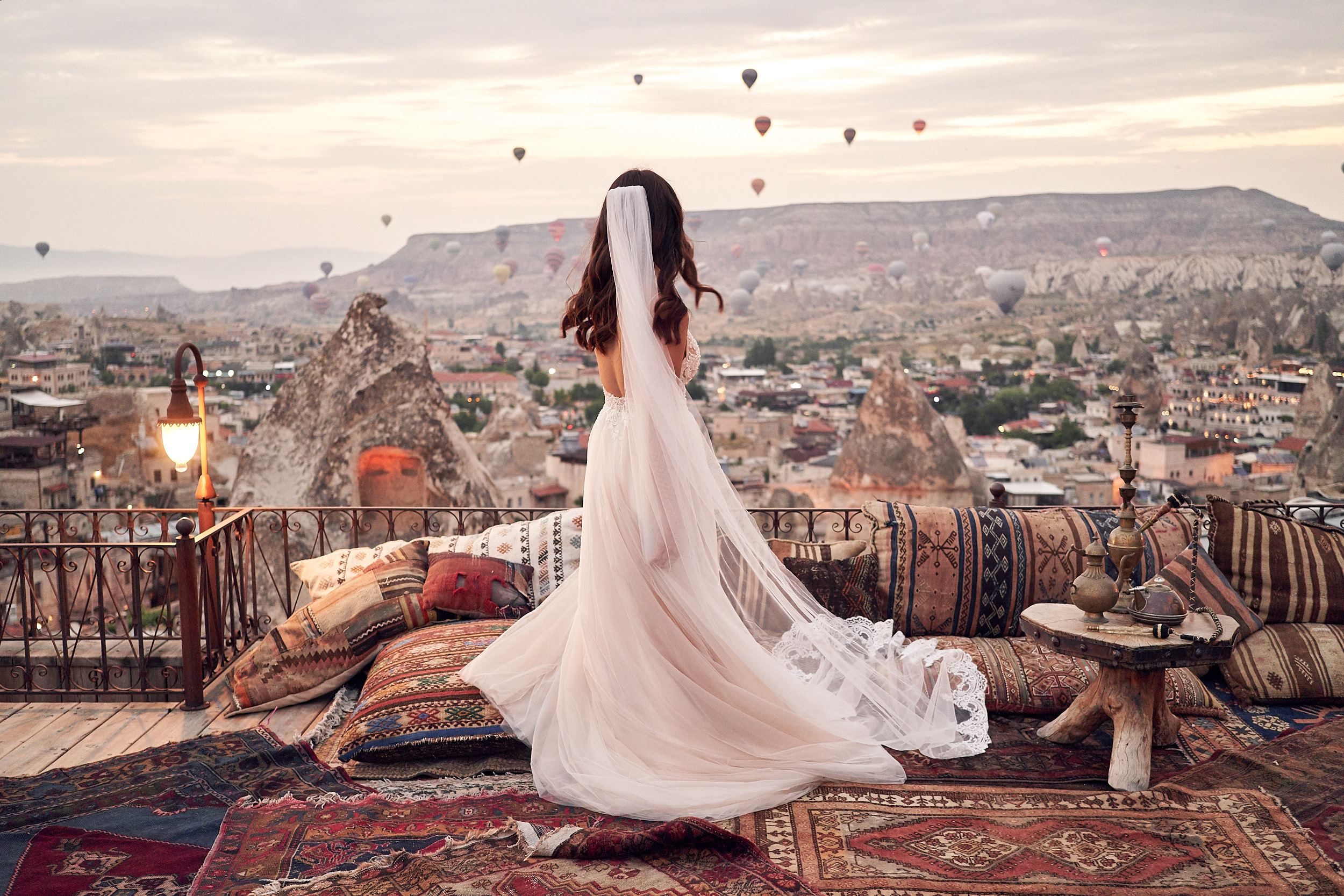 Cappadocia elopement photoshoot by Lost In LovePhotography
