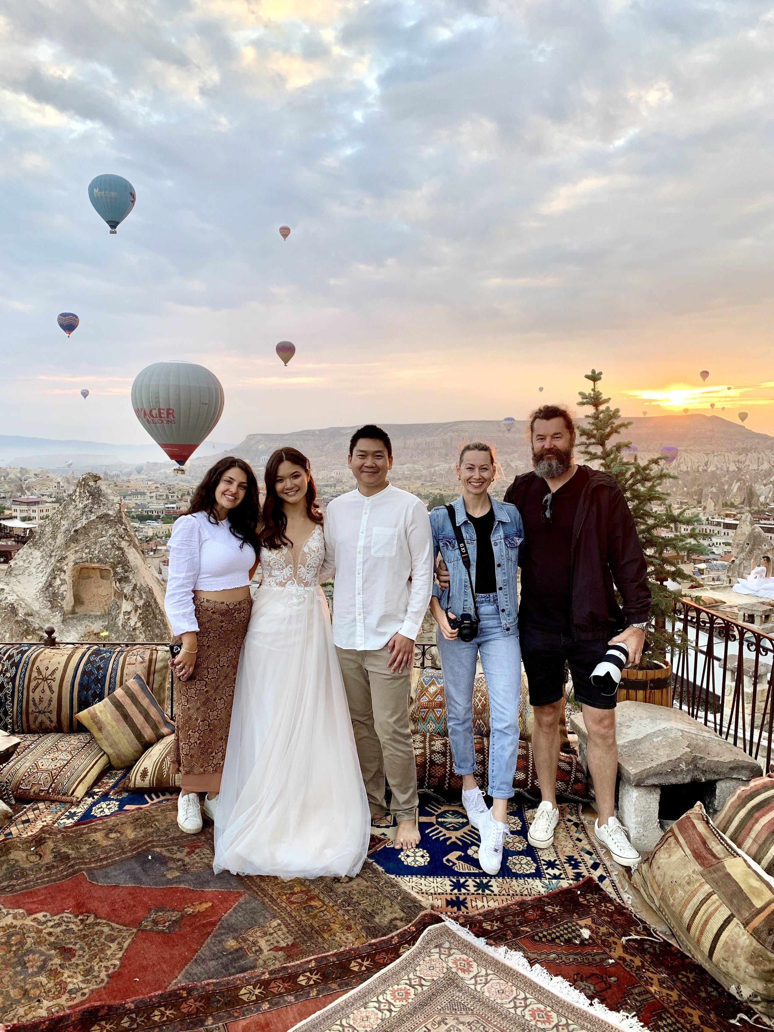 Cappadocia lovers shoot