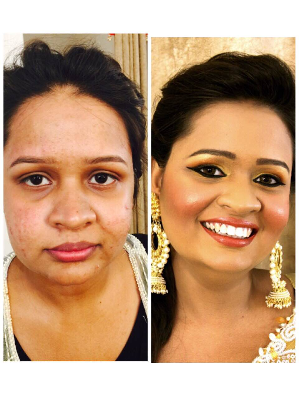 Amazing Transformation with Parul Garg Makeup