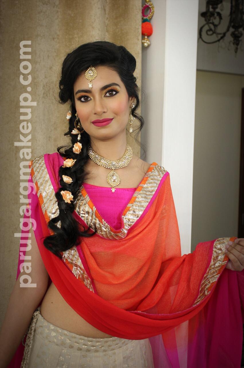 Mehndi Makeup by Parul Garg Makeup Artist