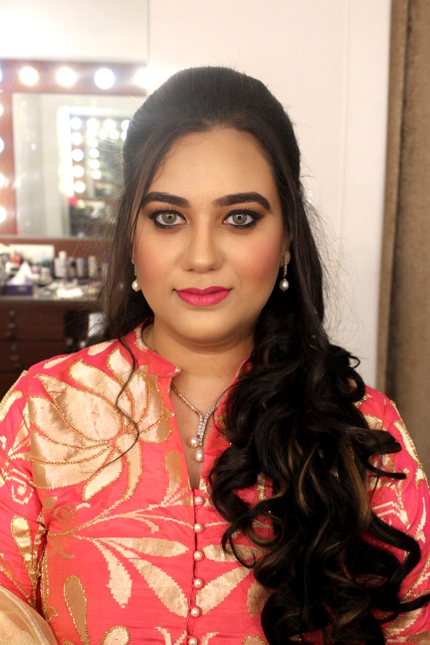 Party Makeup by Parul Garg