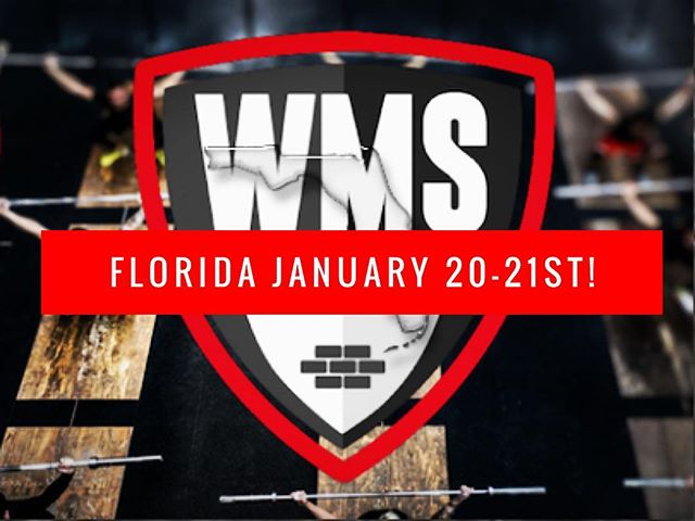 """Big news! We are heading to CrossFit Lake Mary for our first ever Florida course, on January 20-21st!  Invest in your coaches and athletes, by spending a weekend learning our complete system of assessing and improving your athletes movement competency! """"My box hosted a seminar this past weekend and the information we came away with is a game changer. It's amazing how many fitness """"universal truths"""" are actually proven to be scientifically incorrect. If you are a CF coach or a personal trainer of any kind you owe it to yourself and more importantly your students/clients to take this course. You will separate your gym from any other in your area."""" ~T.B. #crossfit #crossfitbox #crossfitaffiliate #wod #wodmedic #cscs #dptstudent #physiotherapy #mobility #mastery #functionalfitness #functionaltraining #fitnesscoach"""