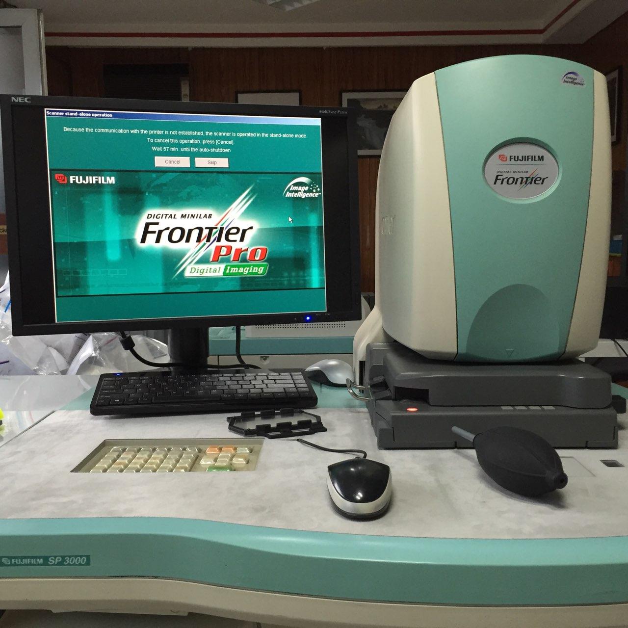 The magic Fuji Frontier SP-3000 — Sebastian Schlueter
