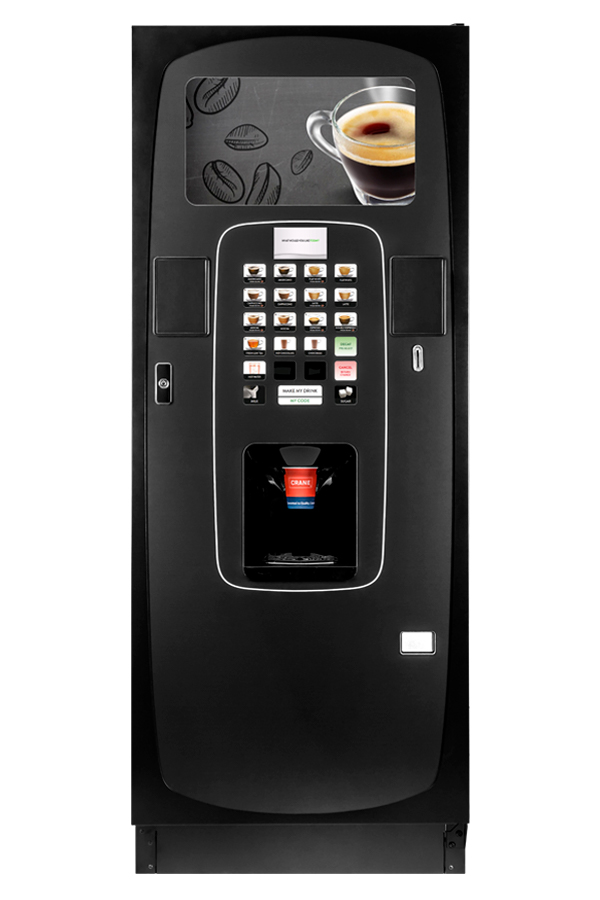 ICON Coffee Vending Machine