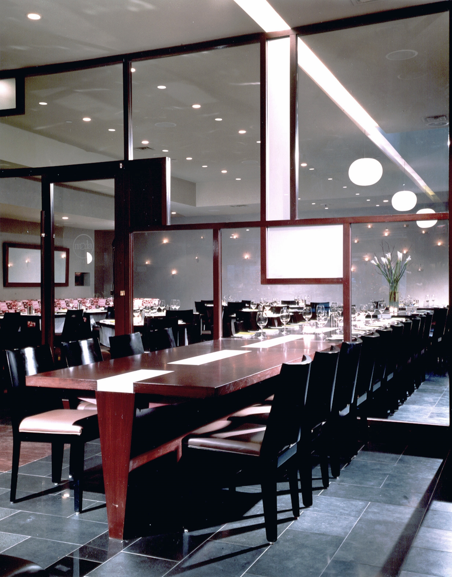 Moda Restaurant at Flatotel