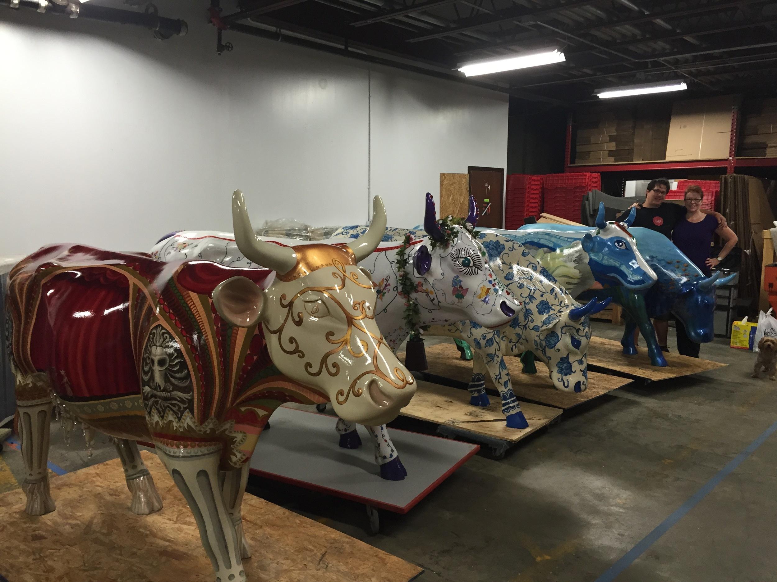 Sculpture Restoration Services
