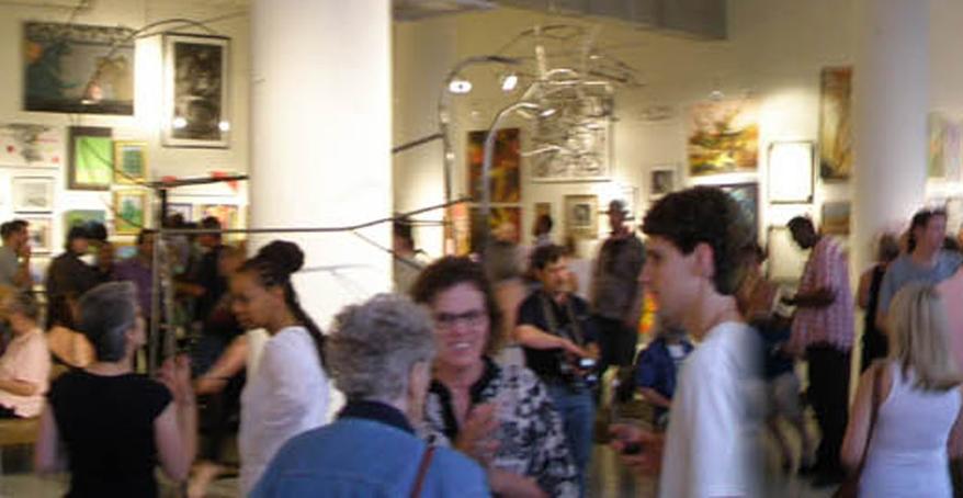 ArtSpace Gallery at Opening.jpg