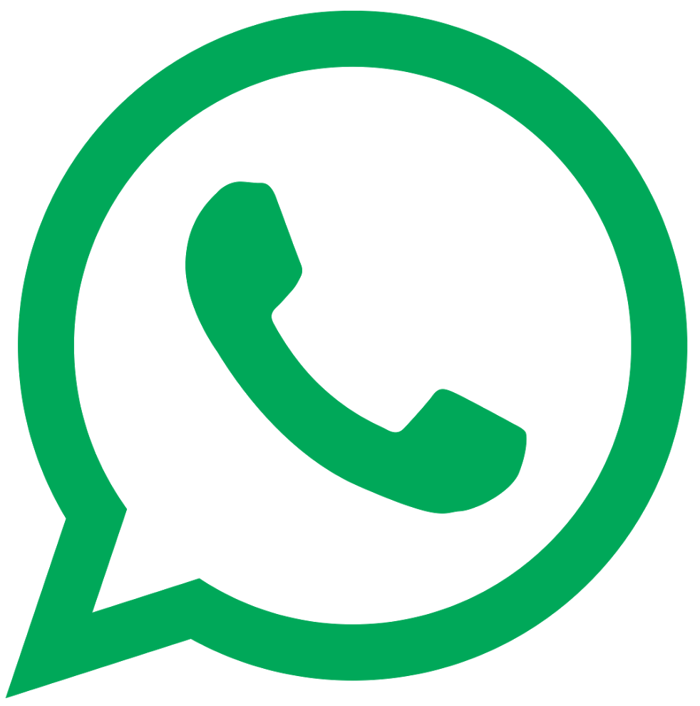 Whatsapp Us! - You can contact us via Whatsapp