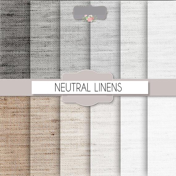 Neutral Linens