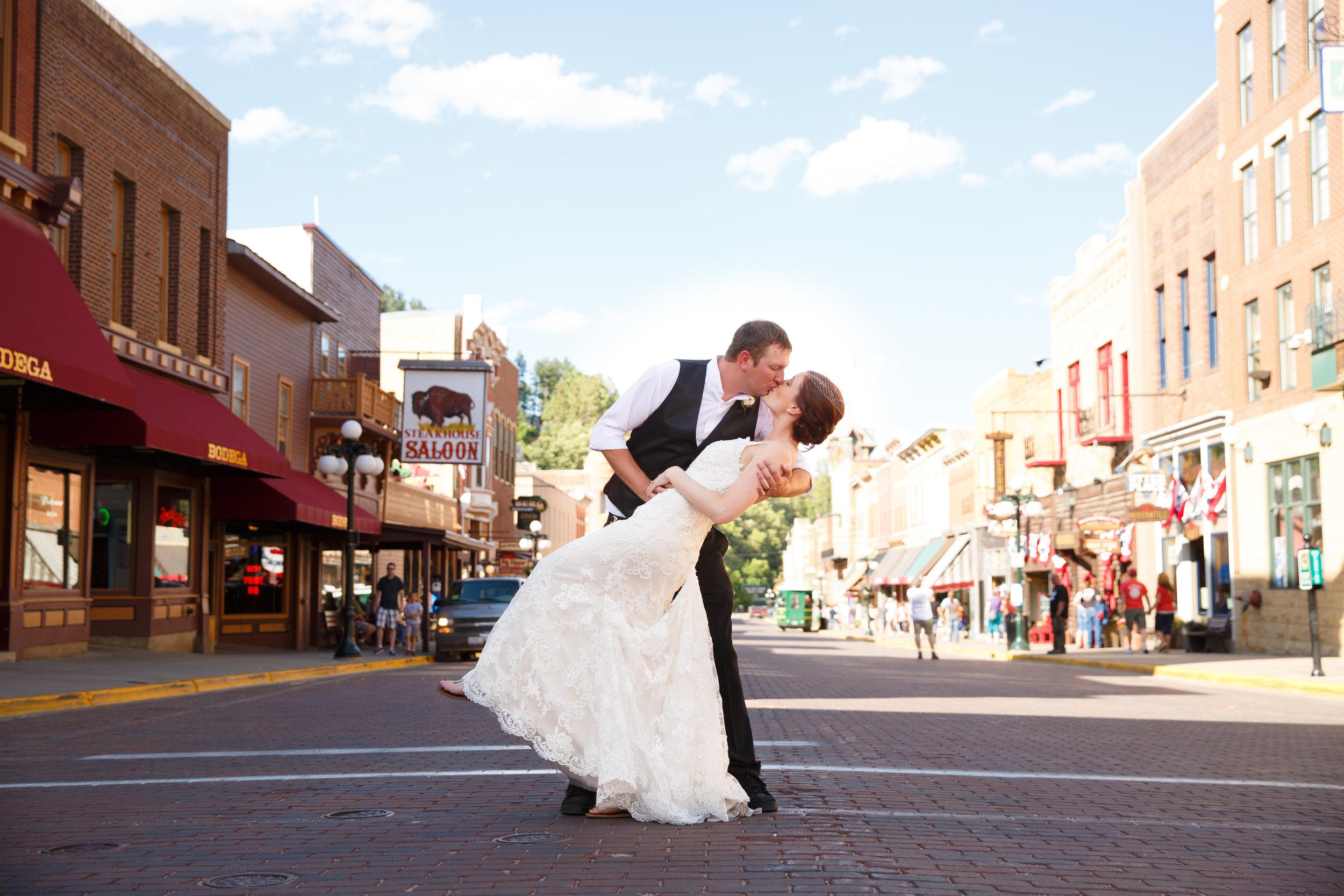 Main Street - Deadwood, SD