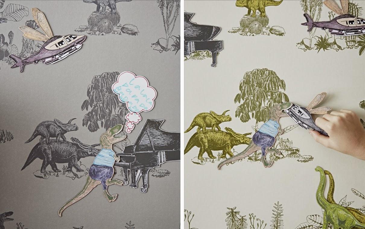 Papier peint Sian Zeng