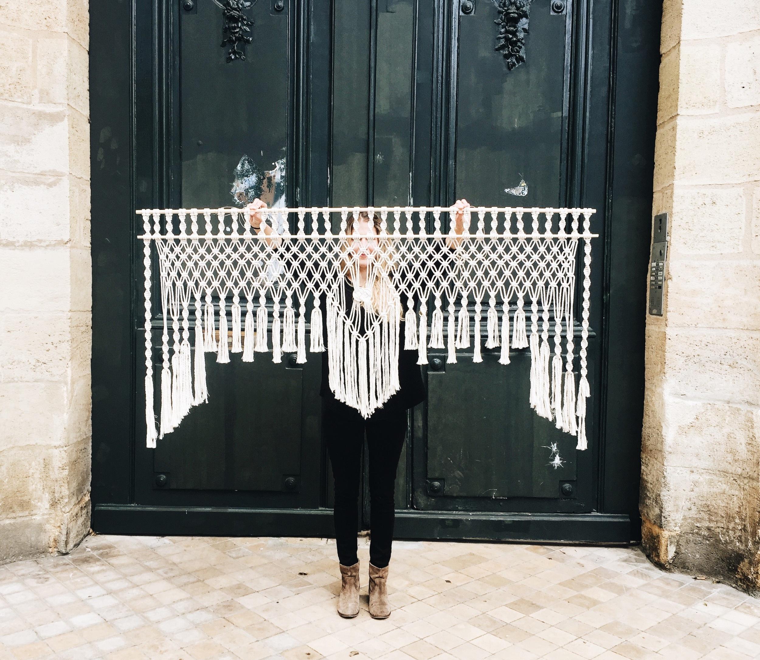 Maison Léone Macramé