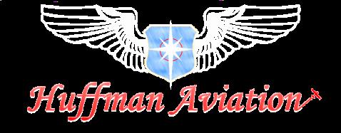 Huffman logo black.png