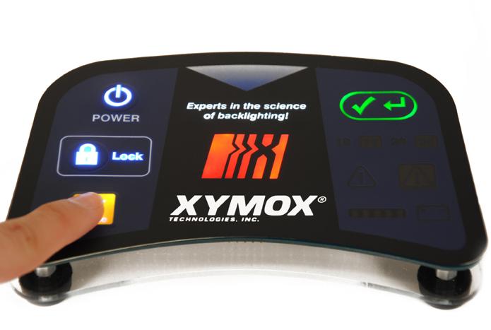 Xymox-Distributed Backlighting