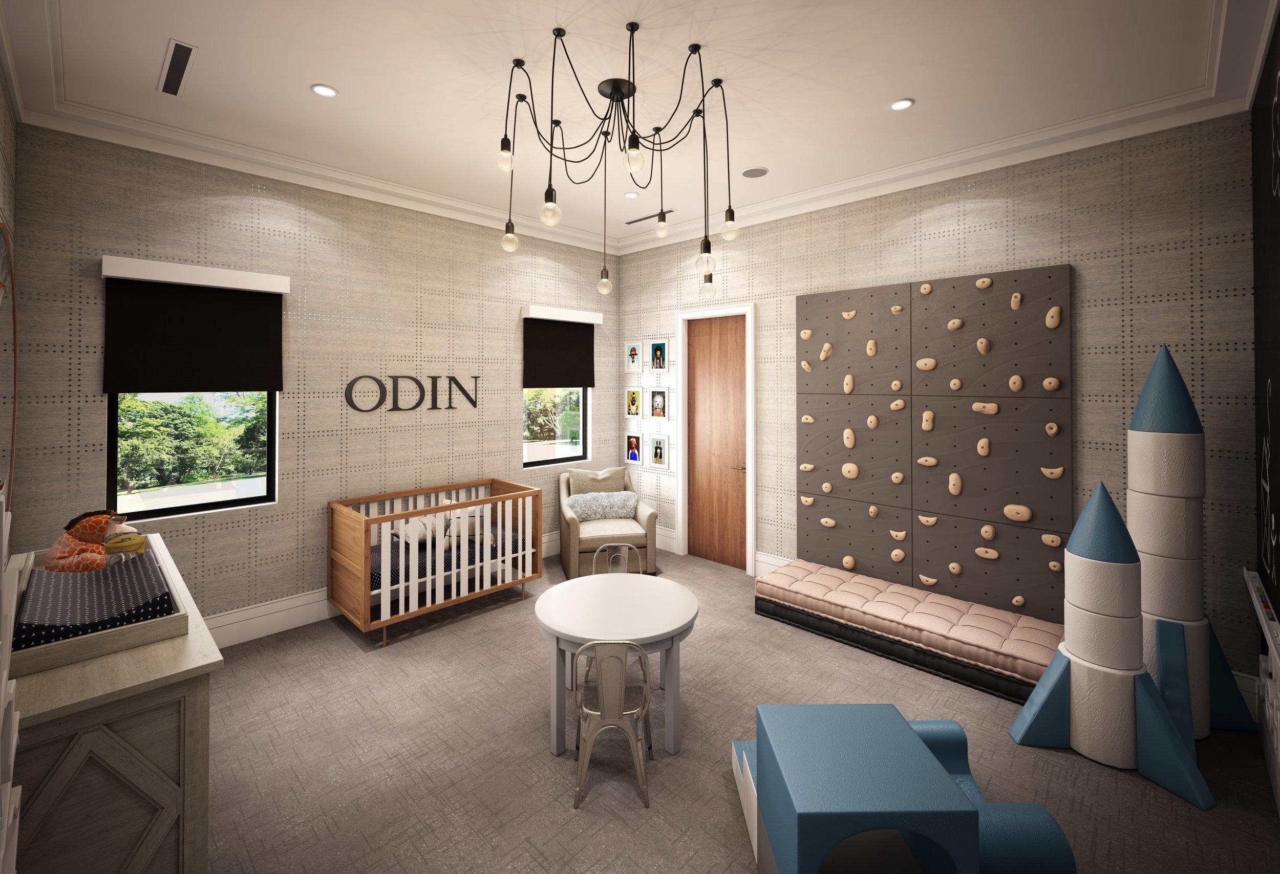 Odin's Room