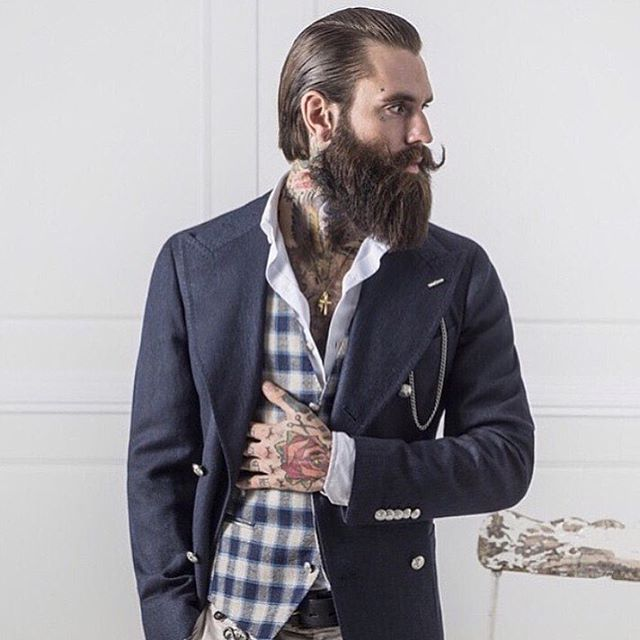 Get bearded, gentlemen. Life's a whole lot better when you are.