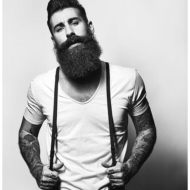 A beard a day, keeps the doctor away!