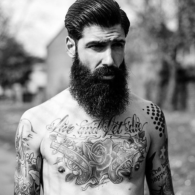 Monday is the perfect day to grow a beard!