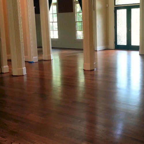 Hardwood Floor Repair & Refinishing