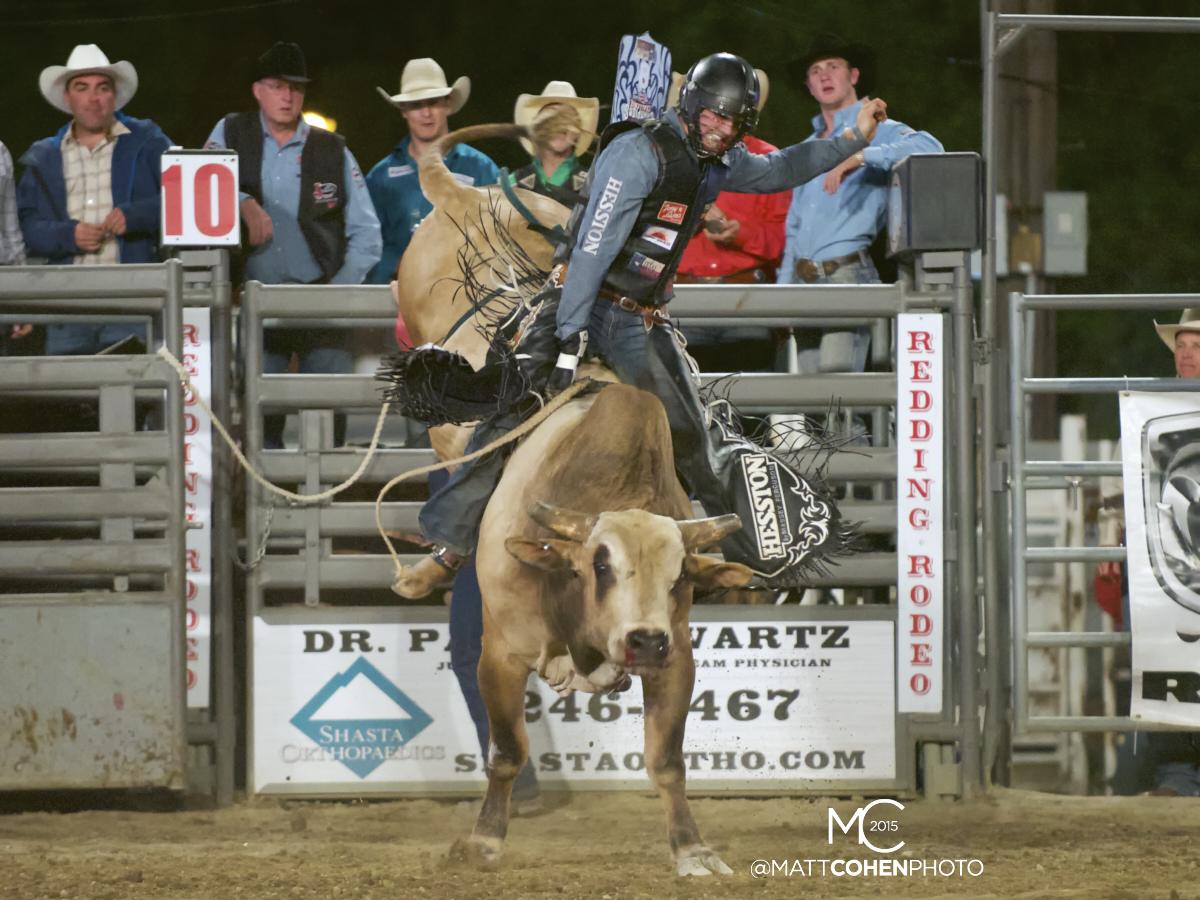 #7 - Cody Teel of Kountze, TX