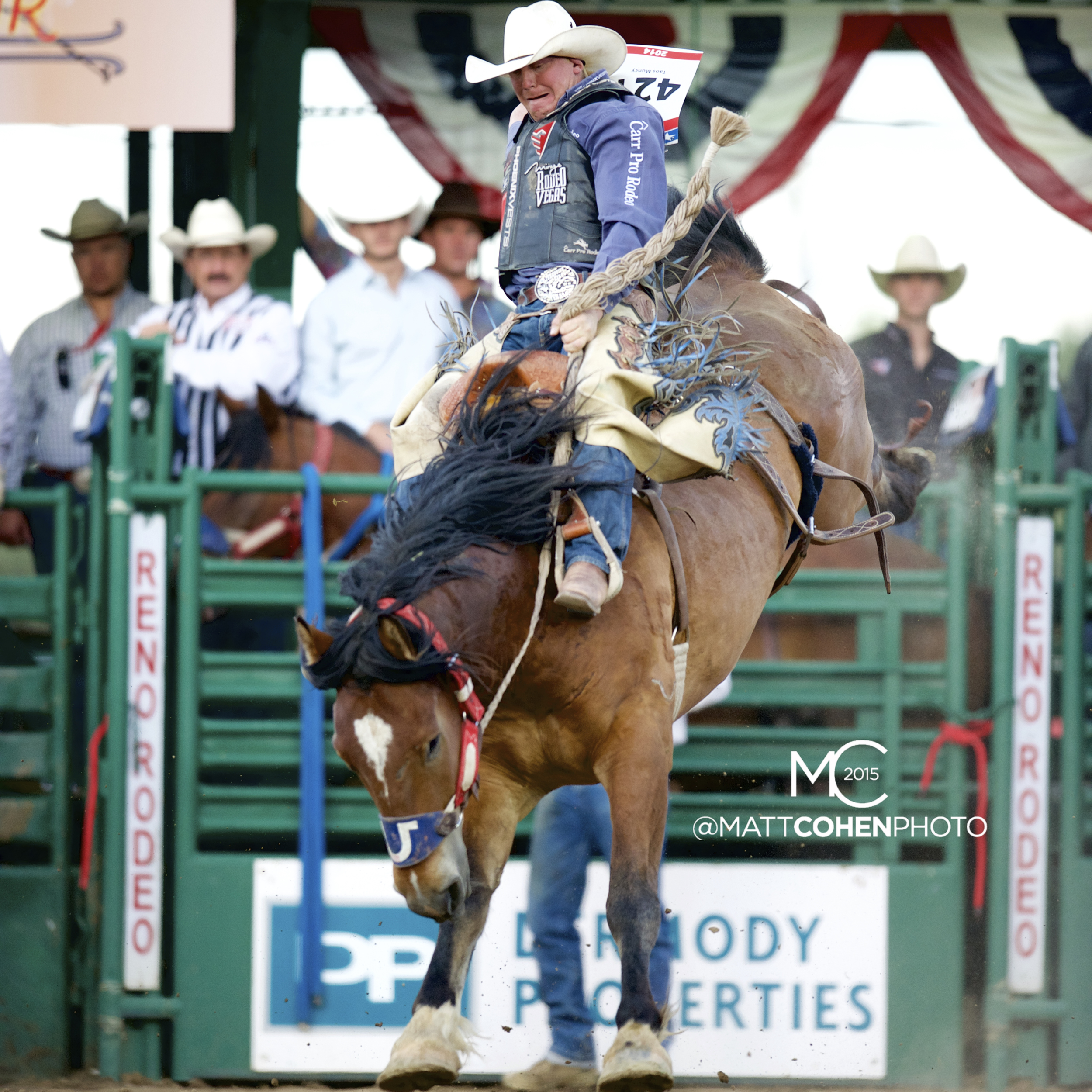 #5 - Taos Muncy of Corona, NM