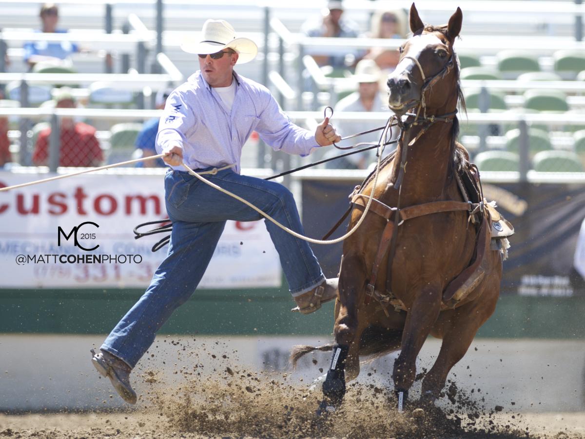 #7 - Ryan Jarrett of Comanche, OK