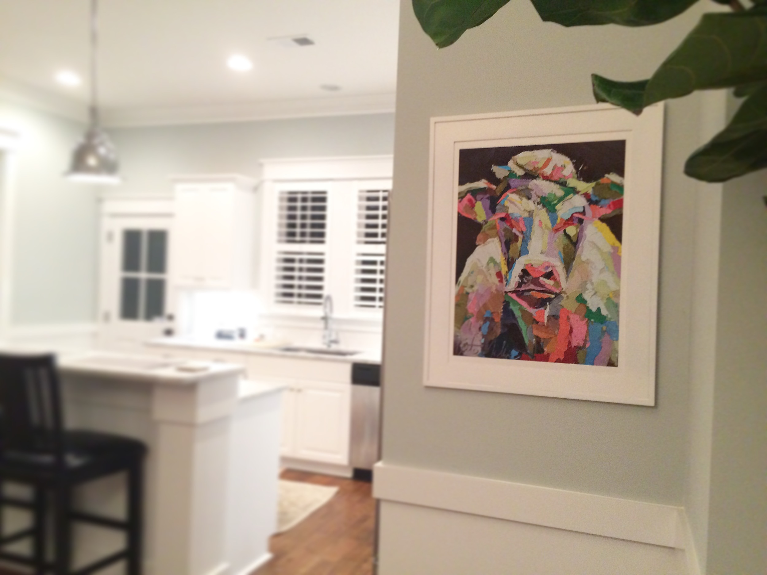 Kate Mullin Williford Cow Print
