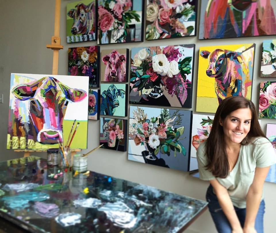 Kate Mullin Art Studio