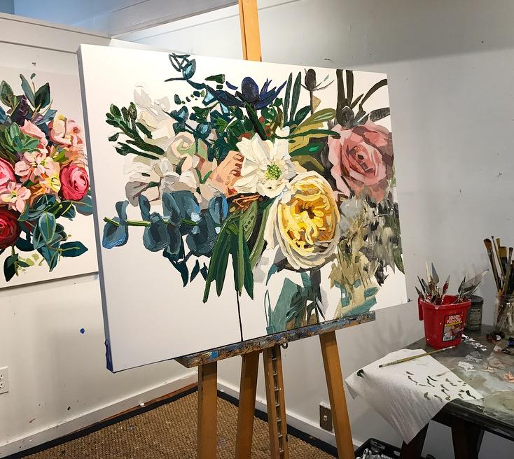 Kate Mullin Williford Art