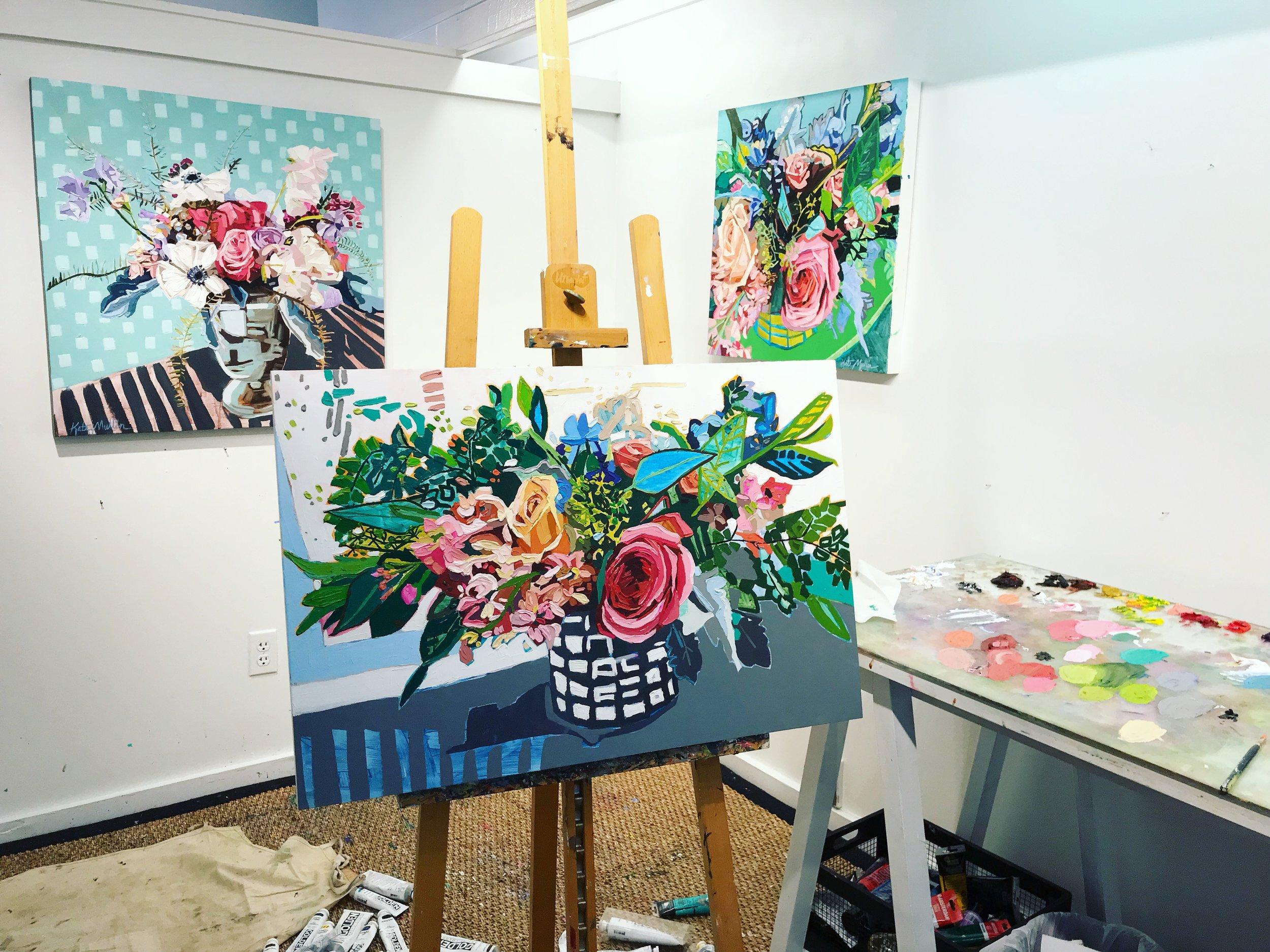 Kate Mullin Williford Artist