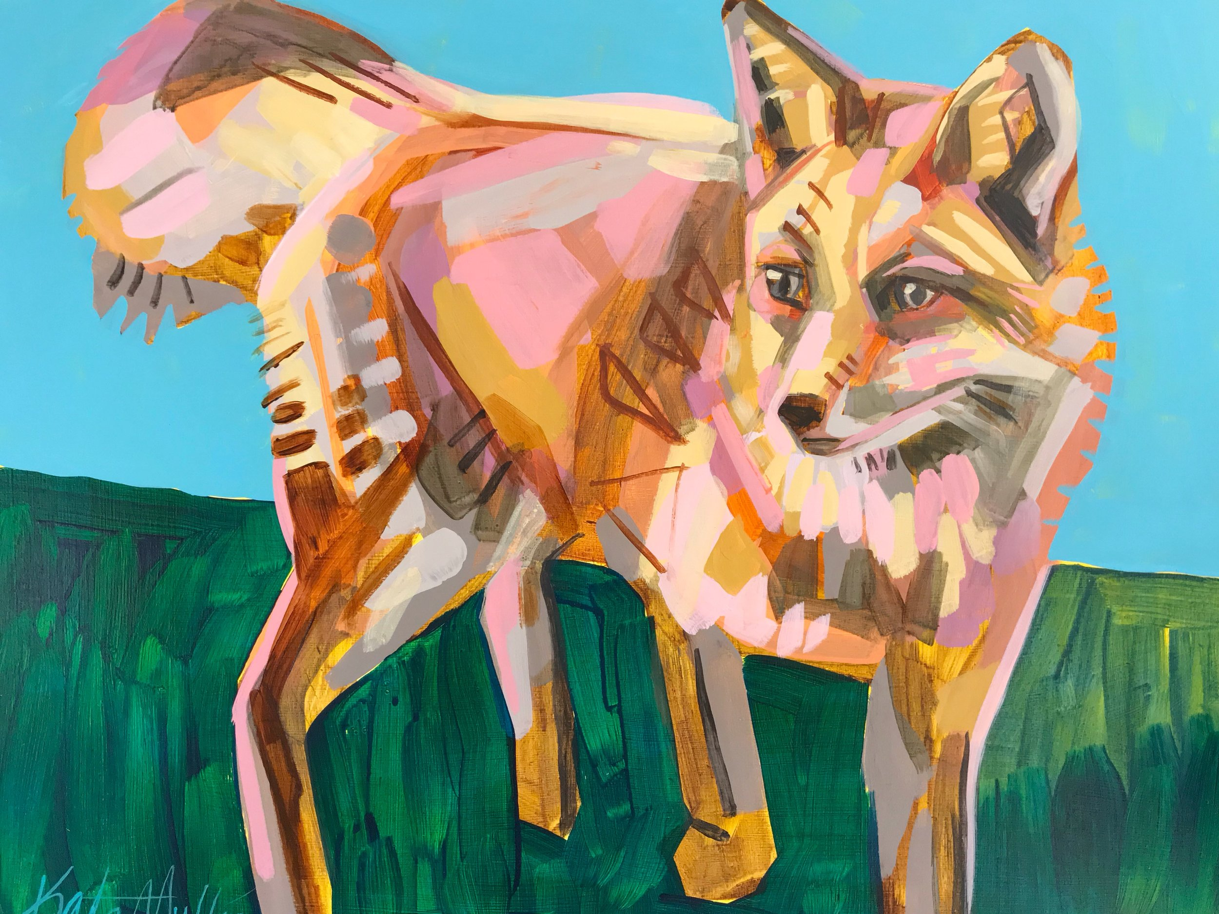 Kate Mullin Williford Fox Art