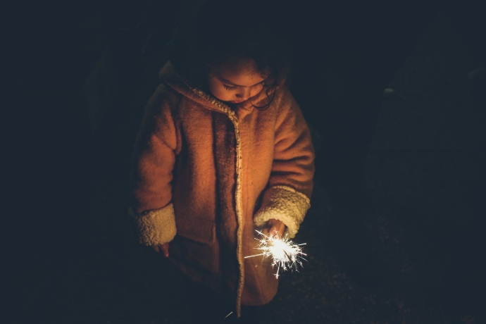 A child may have the answer to the World's best new source of energy. Pic by  Zara Walker