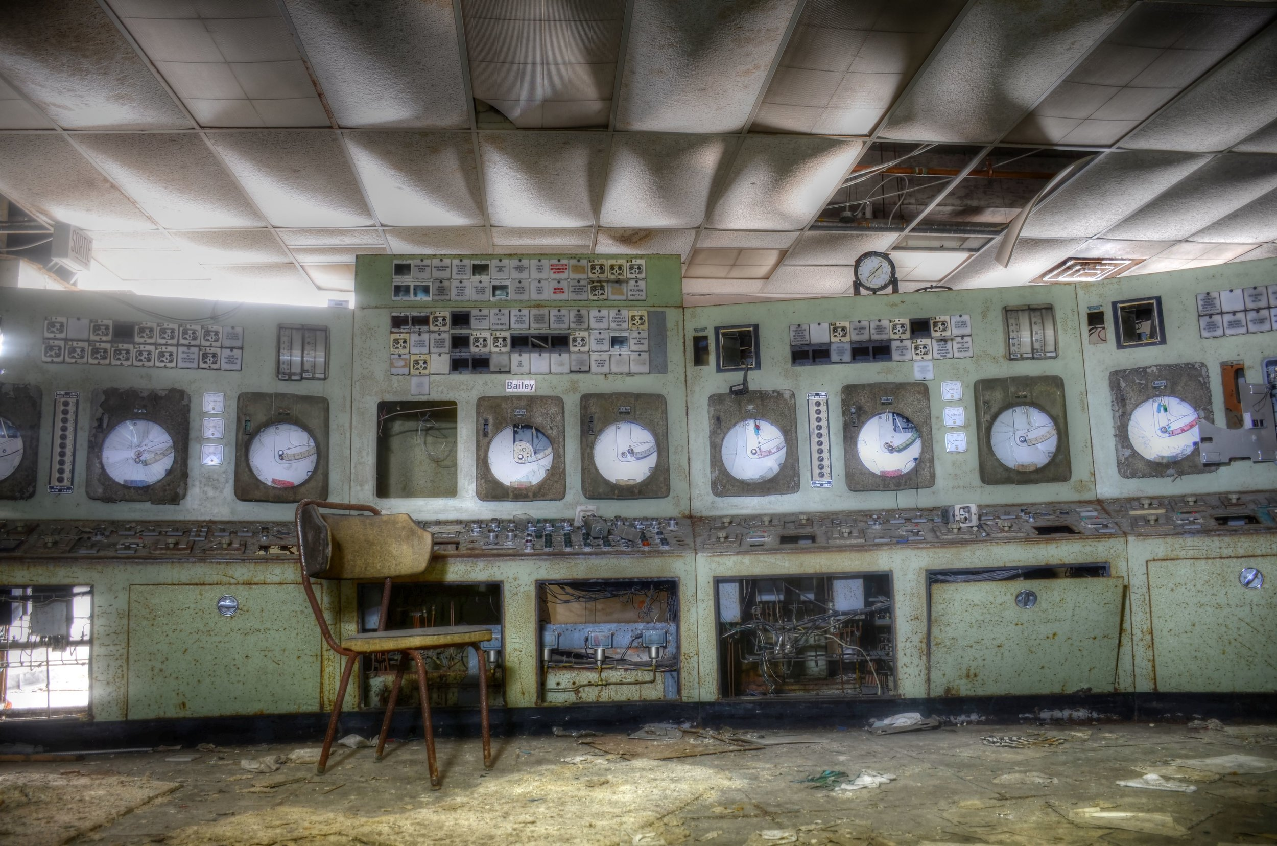 Obsolete Technology -- closer than you think. Photography by  Caroline Methot .