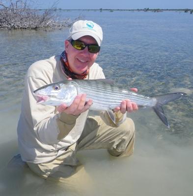 Cuban Bonefish for Paul Sharman