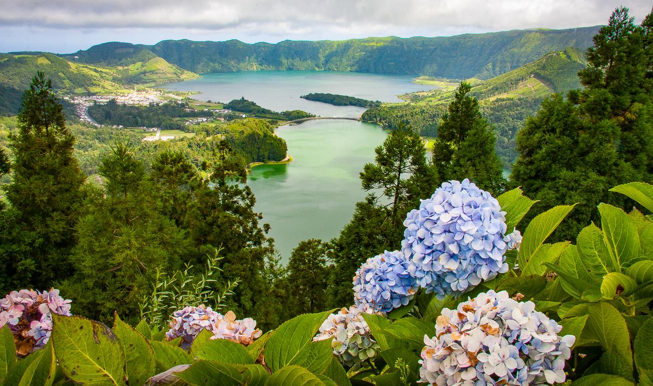 Lagoa das Sete Cidades - Sao Miguel, Azores