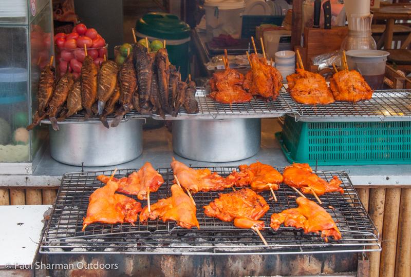 Grilled chicken temptation