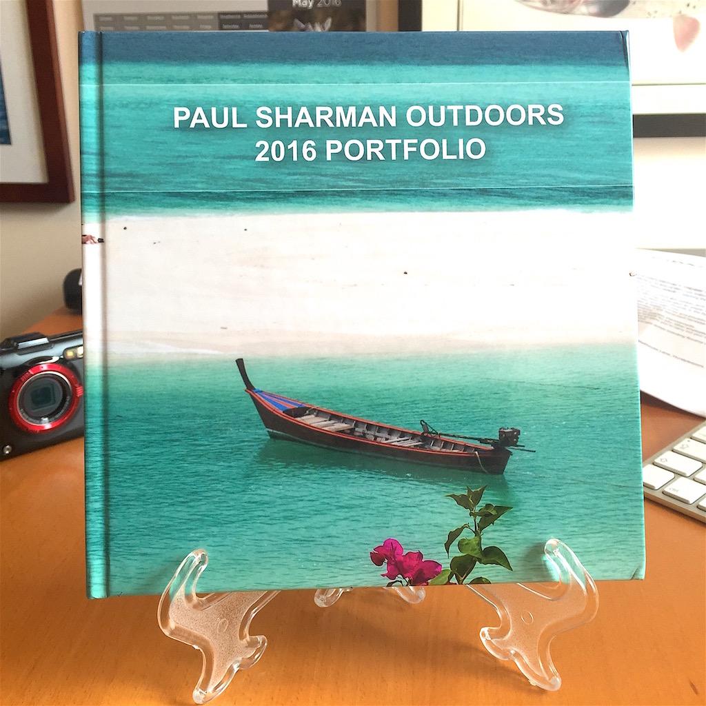 My new sample photobook from Saal Digital