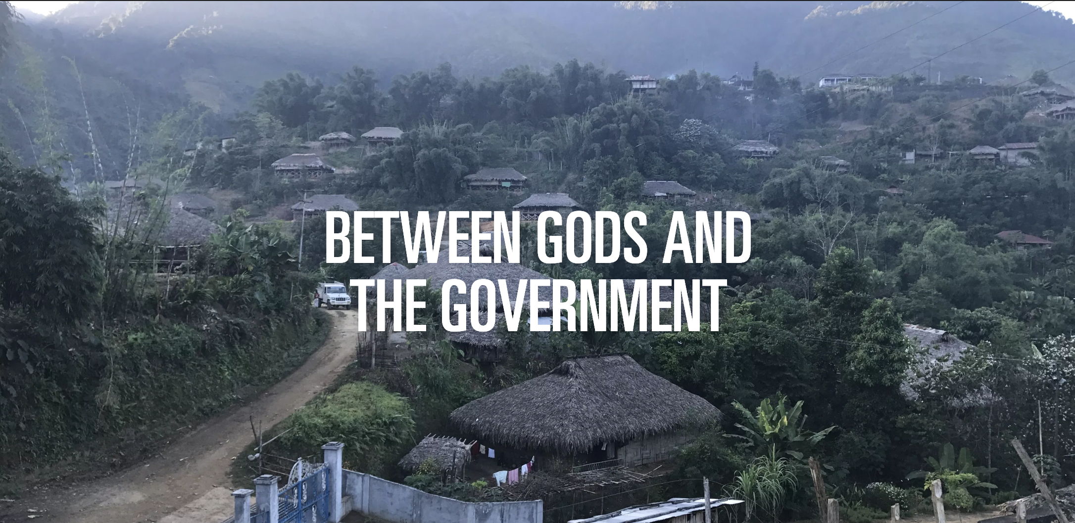 Roads & Kingdoms: Between gods and the government - India's government has committed to rebuilding indigenous faiths in the country's northeast, which has helped tribal religions gain new ground. But that has come at a price. Ariel Sophia Bardi reports from Arunachal Pradesh.