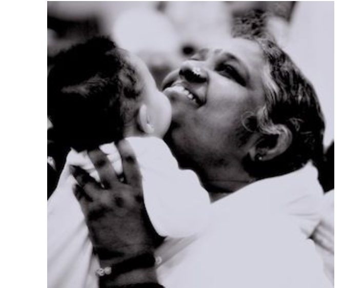 "LA Review of Books: The Soft Nationalism of Amma, India's Hugging Saint - ""While using the language of universalism, tolerance, good health, and peace, they very clearly propagate a world view of India as a Hindu nation, Hinduism as a superior religion, and the need to make India (indeed the whole world) more Hindu,"" wrote Indian historian Meera Nanda in 2011."