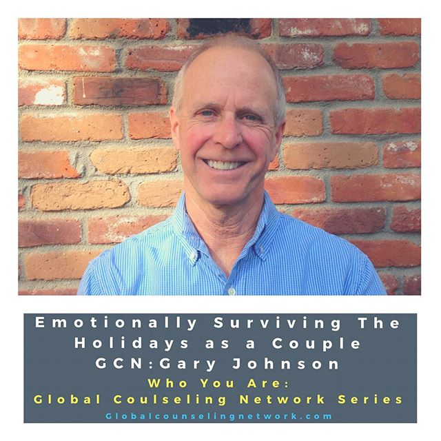 "Make sure to check out Gary Johnson's video on ""Emotionally Surviving the Holidays as a Couple"" on our Facebook page! . . . . #counseling #holidays #couples #GCN  Link in the bio"